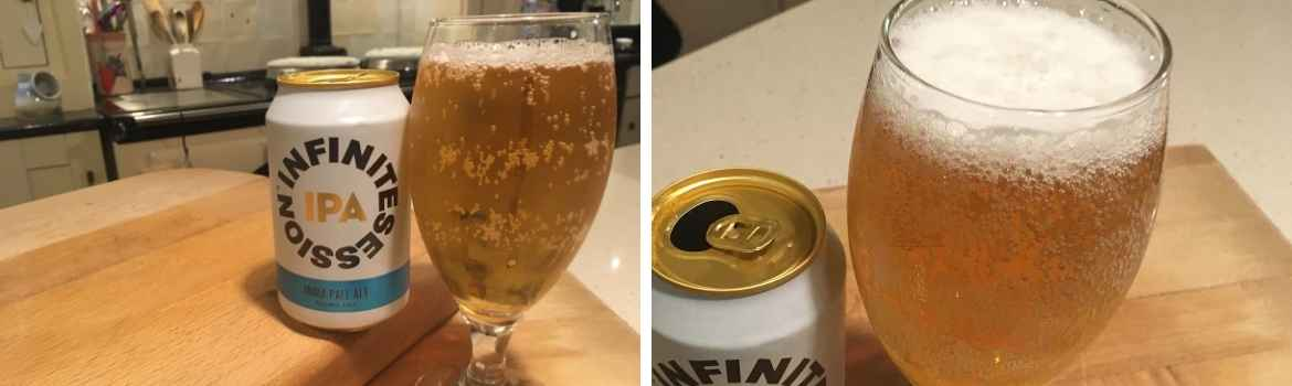 Infinite Session IPA review beer