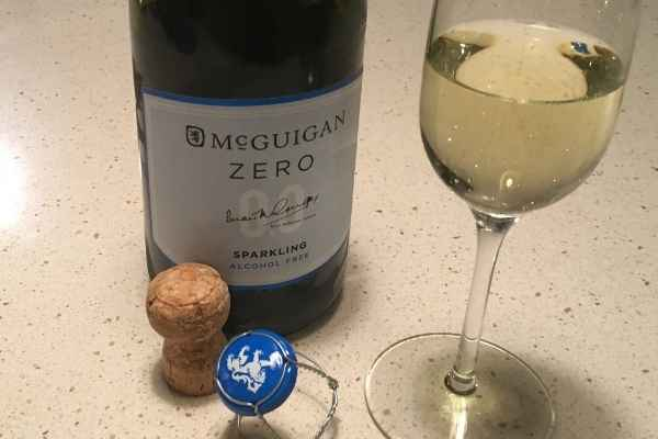 mcguigan sparkling zero wine