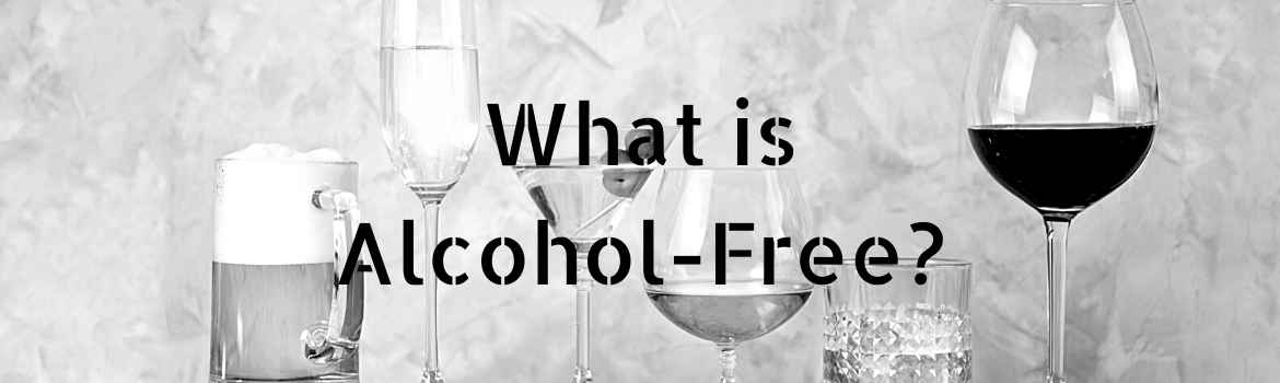 what is alcohol free